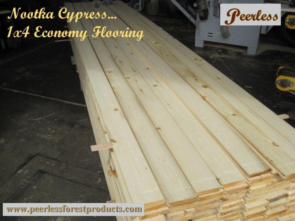 Economy Nootka CypressYellow Cedar Flooring Hardwood