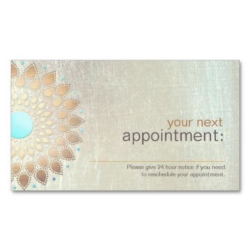 Gold lotus salon and spa appointment card appointments card gold lotus salon and spa appointment card appointment cardmassage businesssalon cheaphphosting Gallery