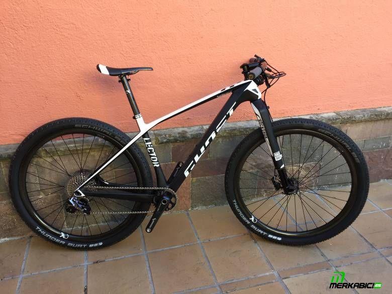 44d773e7ae0 GHOST Lector WORLD Cup 8,2 kg Nueva fullcarbono | MTB | Bicicletas ...