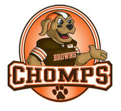 Cleveland Browns | Chomps | Chomps | Pinterest | Logos, Kid and ...