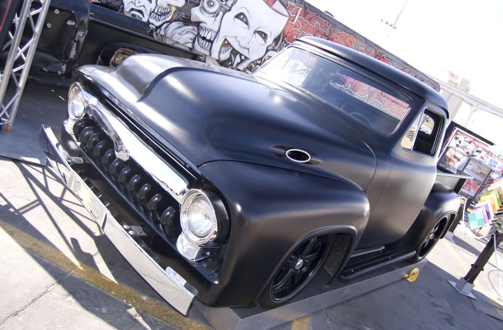 Sylvester Stallone's Ford in The Expendables Automotive