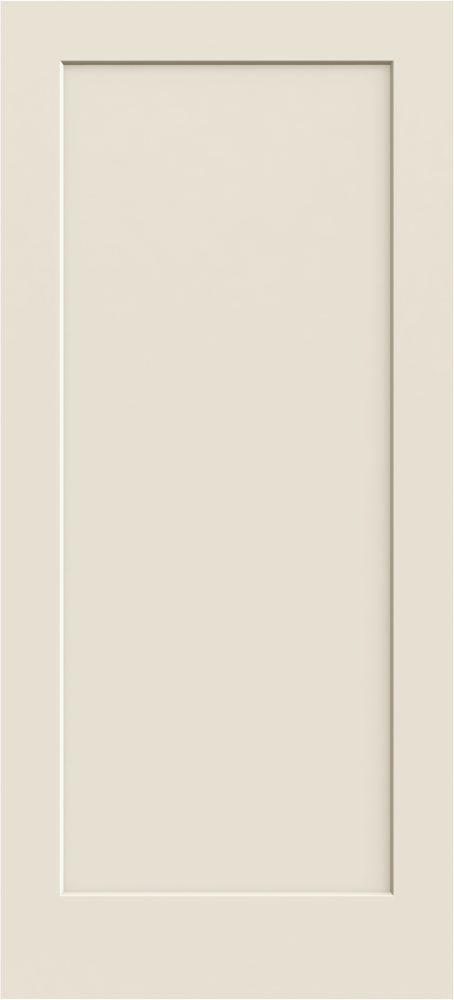 Madison Smooth Molded Wood Composite All Panel Interior Door Jeld