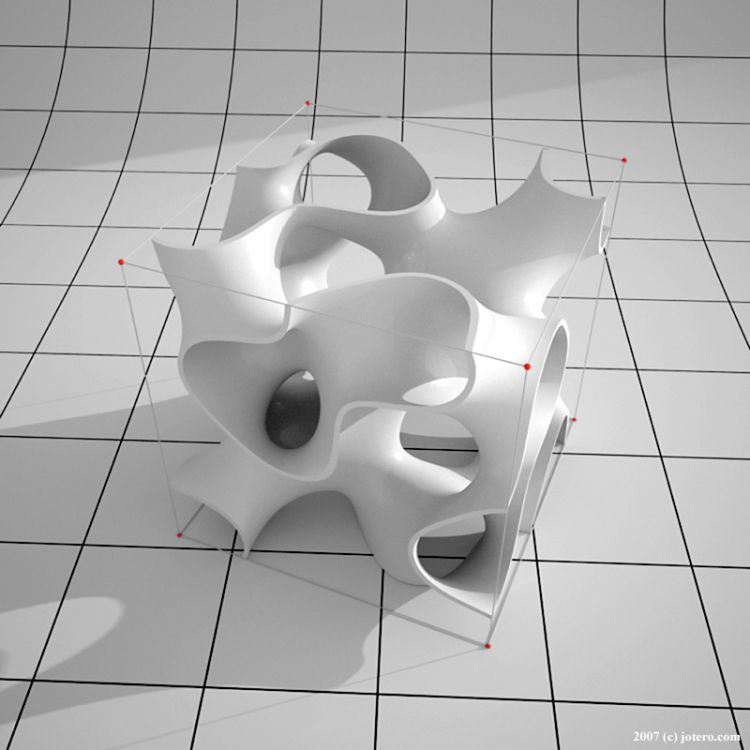 Pin by javier zorrilla on escultura dise o param trico for Arquitectura parametrica pdf