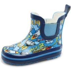 Crocs Gummistiefel blau Jungen Kleinkinder CrocsCrocs #textiledesign
