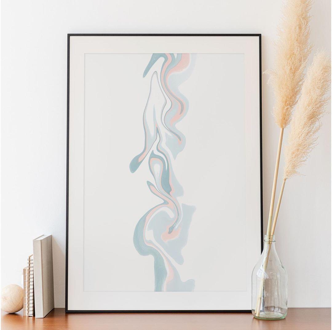 """Eprooli - Illustrator on Instagram: """"Soft pastel marble texture . . . #eprooli #patterndesign #abstractart  #marbledesign #textilepattern #bright #pastellove  #pattern…"""""""