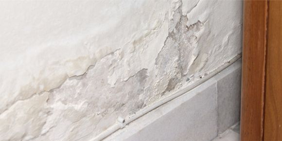 Comment isoler un mur humide ? Construction, Water damage and - isolation humidite mur exterieur