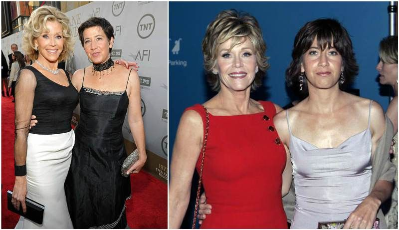 Jane fonda 39 s kid daughter vanessa vadim family pinterest - Julia livage lou vadim ...