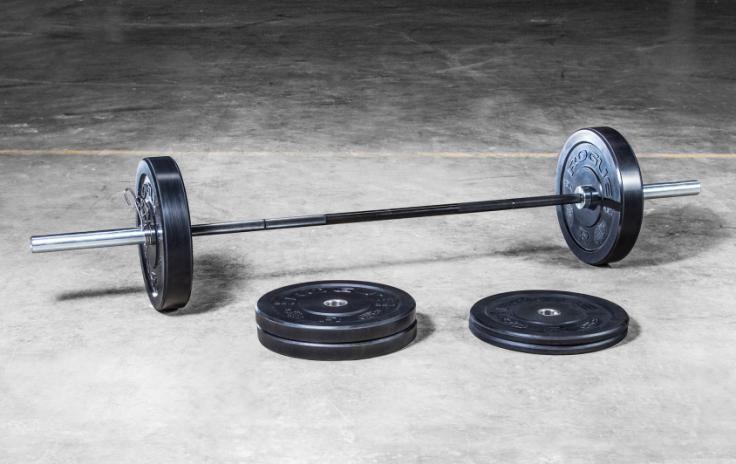 Socal Econ Bar Plate Set Gym Setup Plate Sets Bar Workout