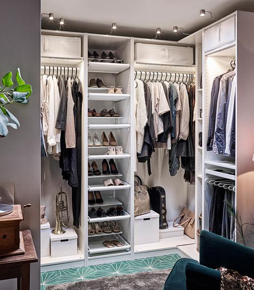 Bedroom Furniture Beds Mattresses Inspiration Ikea Wardrobe