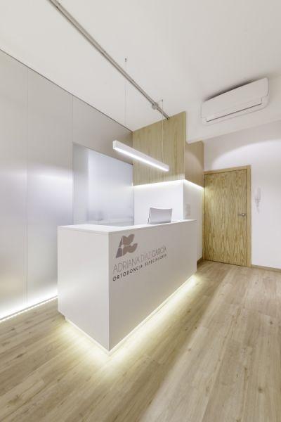62 Sqm Small Dental Clinic Design - Verlichting | Pinterest ...