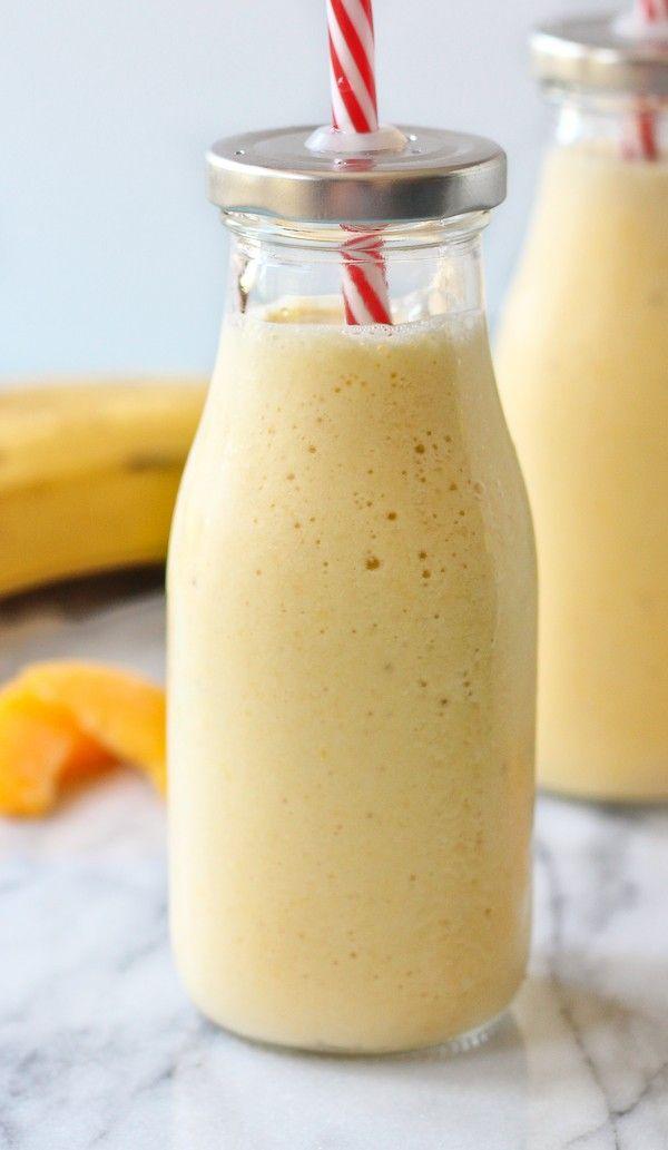 Delicious Strawberry Banana Protein Shake Recipe Food