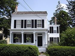 Albert Einstein House Wikipedia The Free Encyclopedia Famous Houses Historic Homes New Jersey