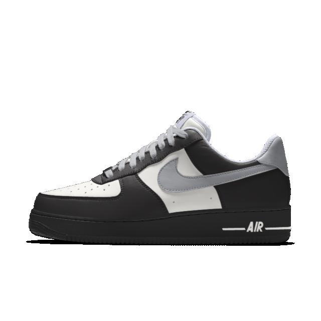 air force 1 hombre gris de tela