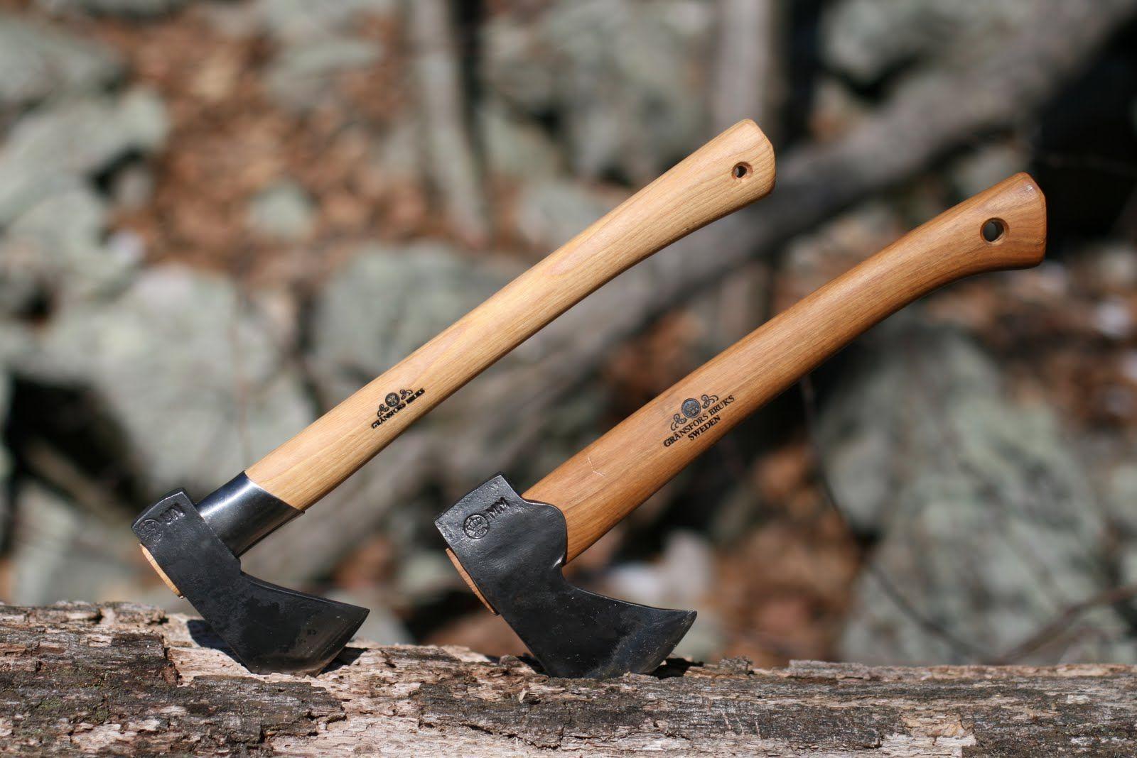 Gransfors Bruks Outdoor Axe 425 For Sale Osograndeknives Axe Homemade Tools Gransfors Bruks