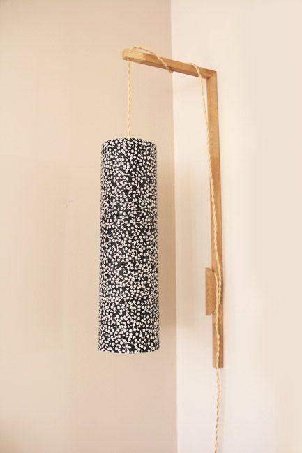 diy applique luminaire. Black Bedroom Furniture Sets. Home Design Ideas