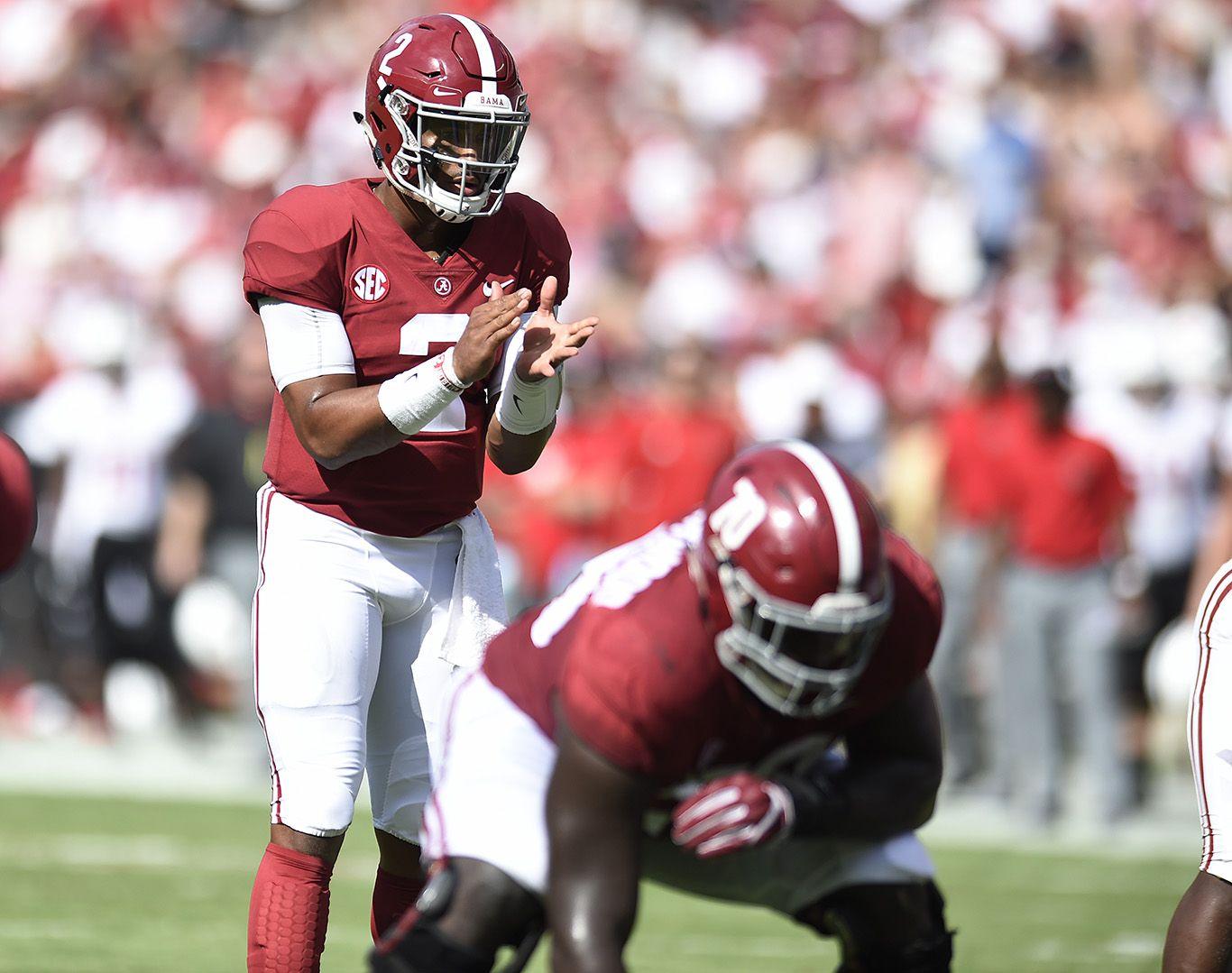 Alabama practice report Updates on 2 injured players