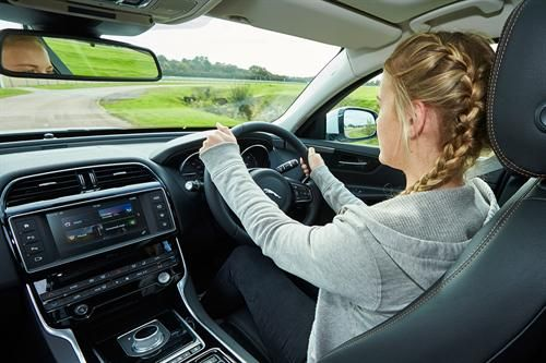 Jaguar Uk Launches Xe Driving Experience Days For 11 17 Year Olds