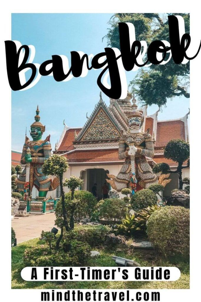 Bangkok Travel Tips for First-Time Visitors to Thailand