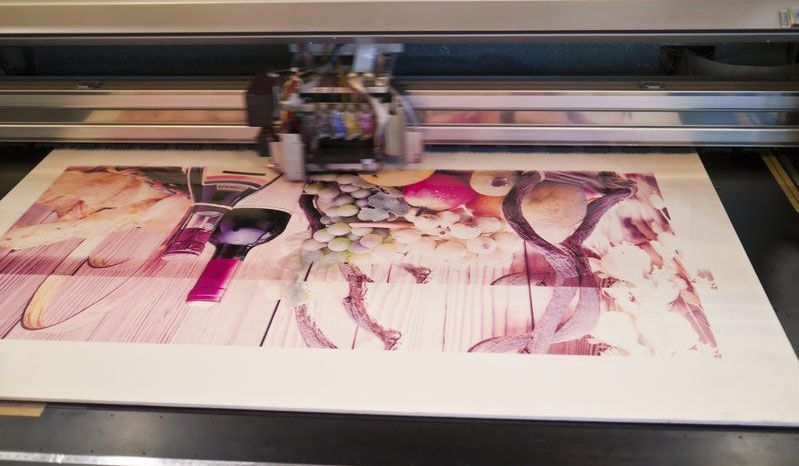how to make prints from paintings