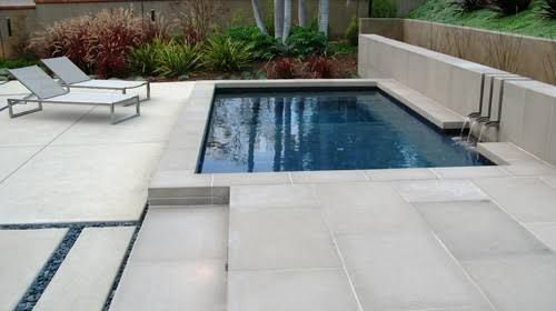 Image Result For Precast Concrete Coping For Pools Small Pool Design Pool Designs Modern Pools