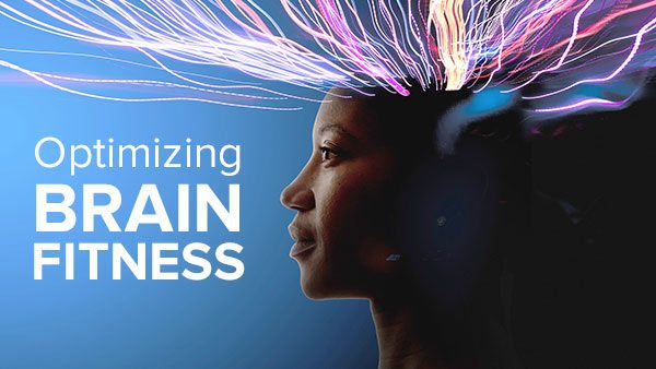 Optimizing Brain Fitness With Images Brain Exercise Online Science Brain Boost