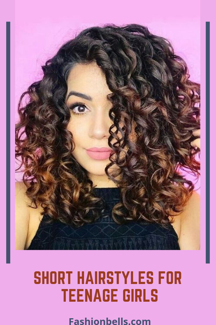 19 Cutest Hairstyles For Curly Hair Girls Little Girls Toddlers Kids Medium Curly Hair Styles Medium Length Hair Styles Curly Hair Styles