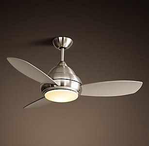 RHu0027s All Ceiling Fans:At Restoration Hardware, Youu0027ll Explore An  Exceptional World