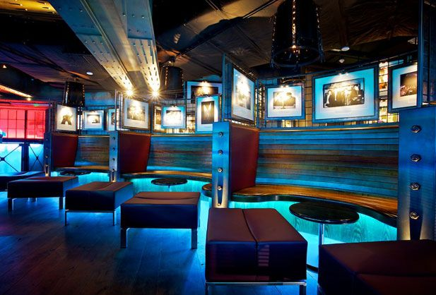Nightclub Interior Design | Under The Bridge Nightclub | London | AFL  Architects | U003ccenter
