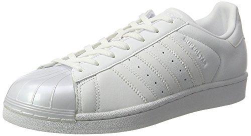 Adidas Superstar, Zapatillas Unisex, Blanco (Ftwwht/Cblack/Owhite), 40 2/3 EU