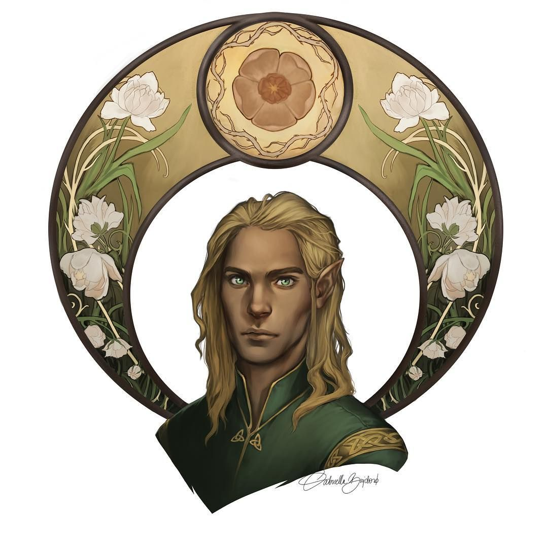 Tamlin High Lord Of The Spring Court