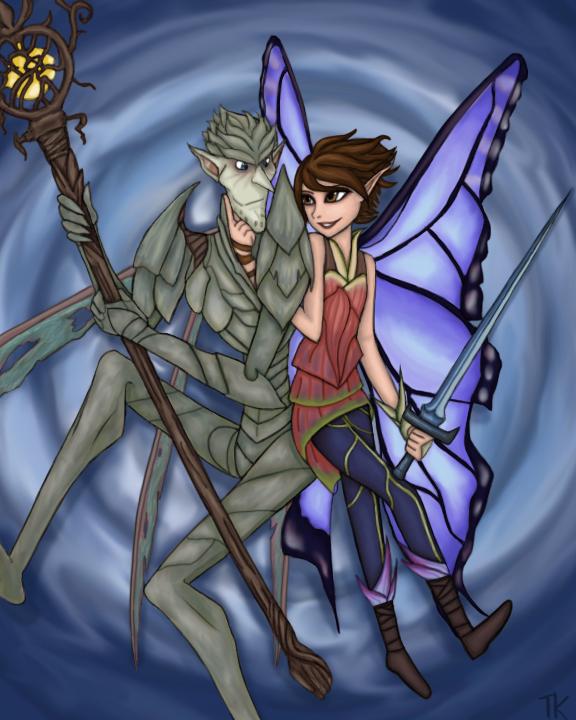 Výsledek obrázku pro strange magic characters