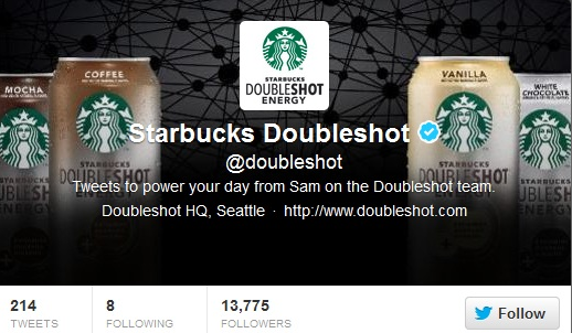 Strarbucks twitter Creative Social headers! New