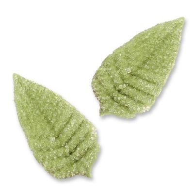 Kristalsuiker bladeren, groen