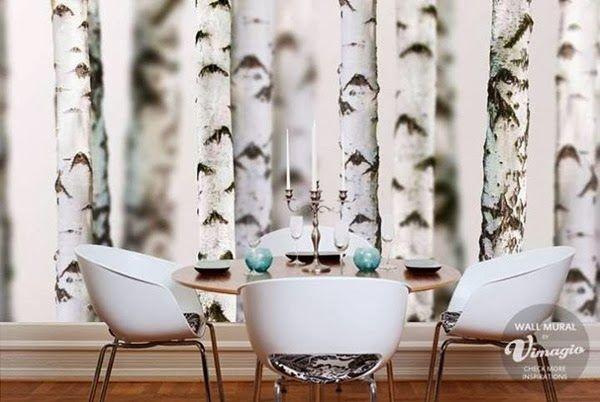 12 increibles papeles murales con efecto 3d para decorar tu casa - Papeles para decorar ...