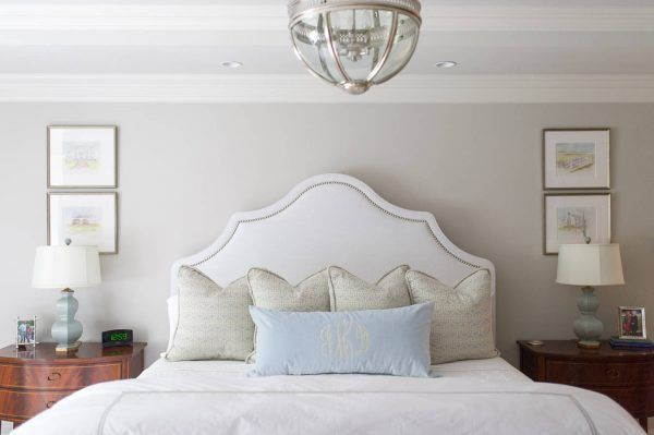 Best Transitional Master Bedroom With Sherwin Williams Repose 400 x 300