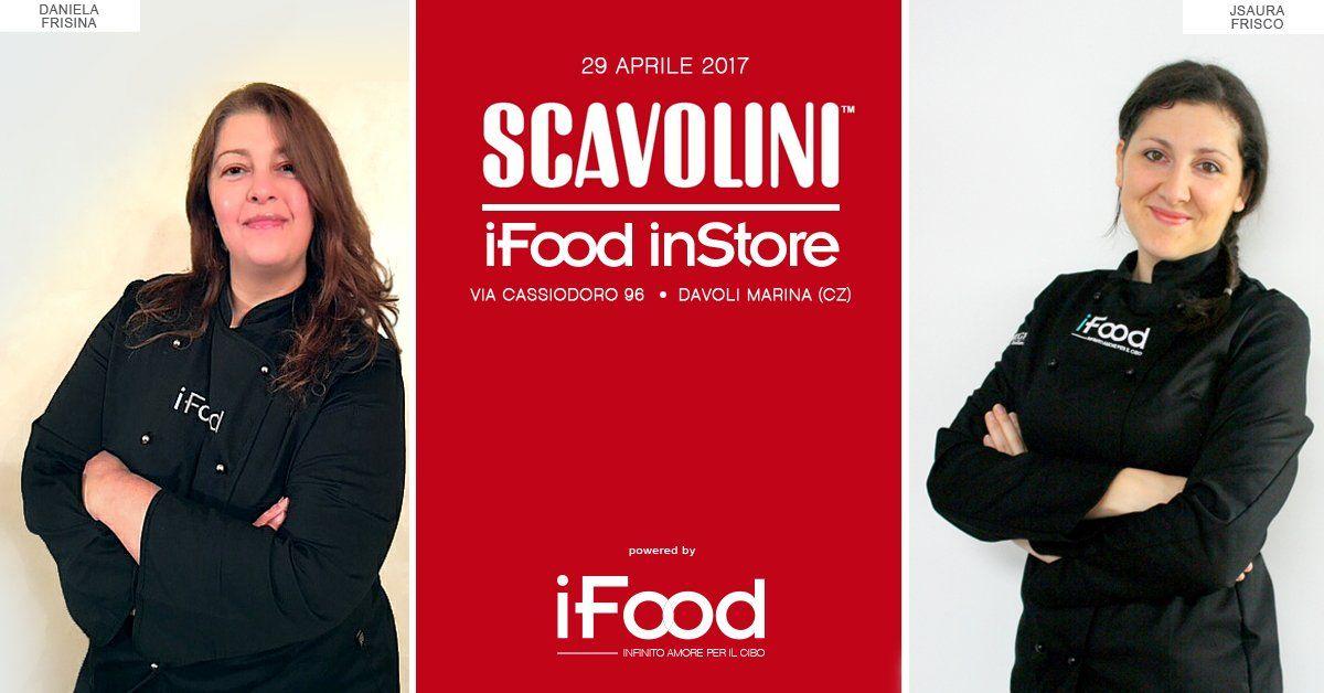 @scavolini : Vi aspettiamo allo #ScavoliniStoreDavoliMarina per lo showcooking di @dolcidifrolla e @CinnamonGirl_82 sabato 29 or https://t.co/oqgbCSxAUv
