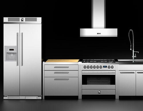 steel cucine sintesi prezzo - Cerca con Google | kitchen | Pinterest ...