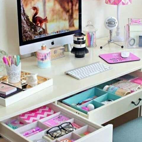 Decoracion escritorio