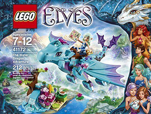 New /& Sealed Elves WATER DRAGON ADVENTURE LEGO 41172