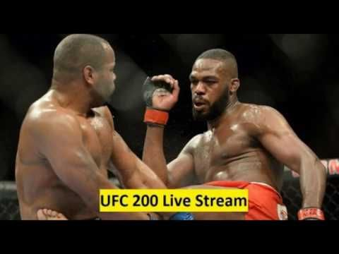 Ufc 200 Live Stream Free 20 Ideas On Pinterest Ufc Daniel Cormier Jon Jones Vs
