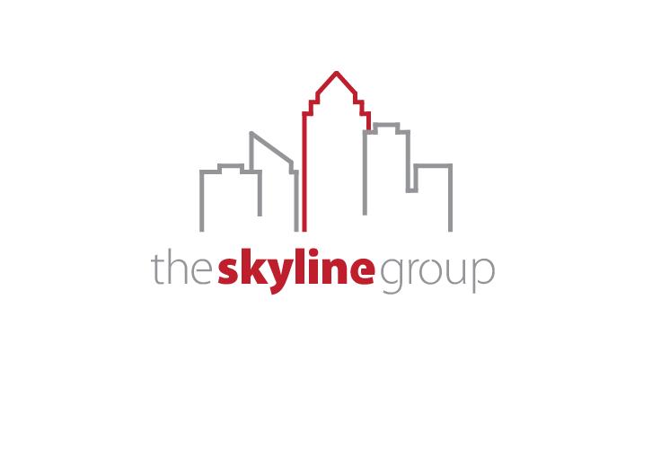 the skyline group logo | dlouhy branding + design | logo design
