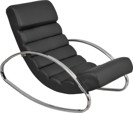 Le stone rocking chair design et tr s confortable ce - Rocking chair confortable ...
