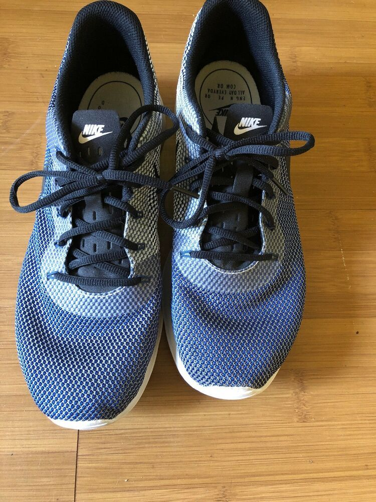 detailed look c5f38 83968 New Mens Nike Tanjun Racer Navy White Brand New Size 11.5 Retail  75   fashion  clothing  shoes  accessories  mensshoes  athleticshoes (ebay link)
