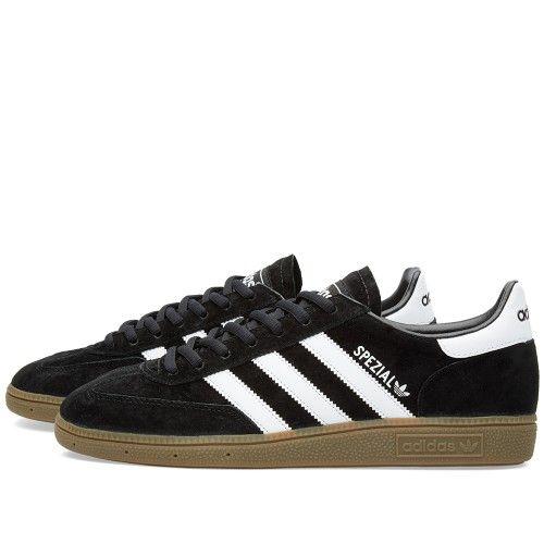 Adidas Handball Spezial (Black & Running White)
