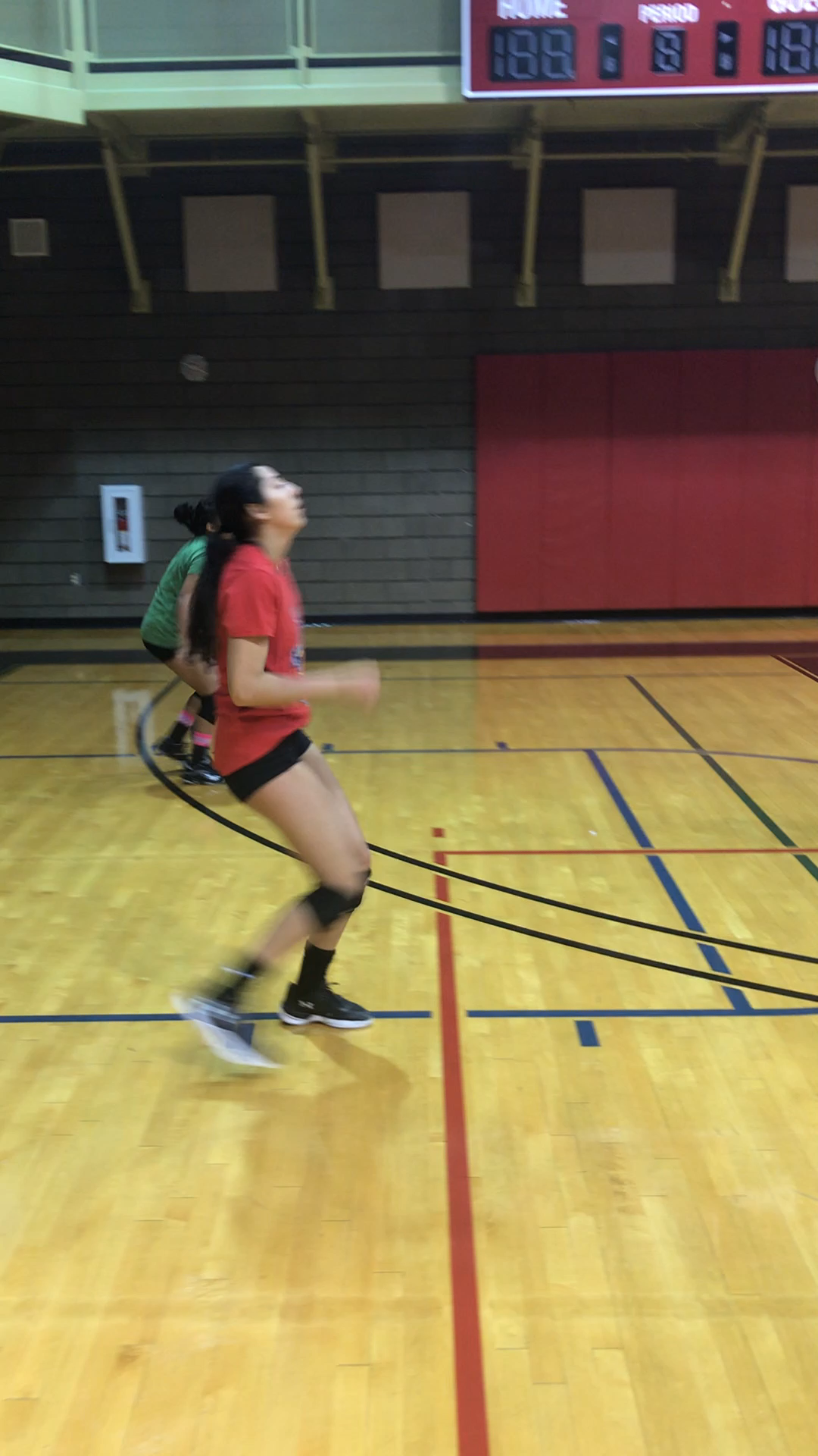 2 Volleyball Passing Drills How To Get Better At Passing In Volleyball Video Video Volleyball Passing Drills Volleyball Tryouts Youth Volleyball