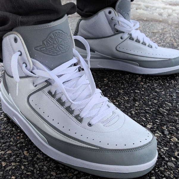 cheaper e8178 75f25 Air Jordan 2 Retro  25th Anniversary