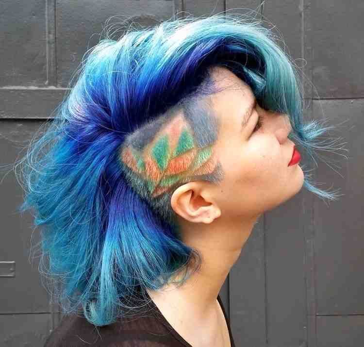 Hair Tattoo For Women And Men Trendy Designs For Your New Tribal