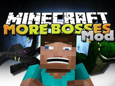 Minecraft Mod - Minecraft Mods - Ultimate Bosses Mod - New