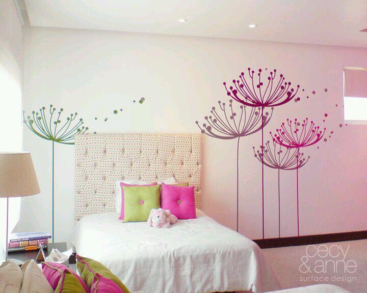 Delicado hogar pinterest recamara decoraciones de for Decoracion hogar habitaciones