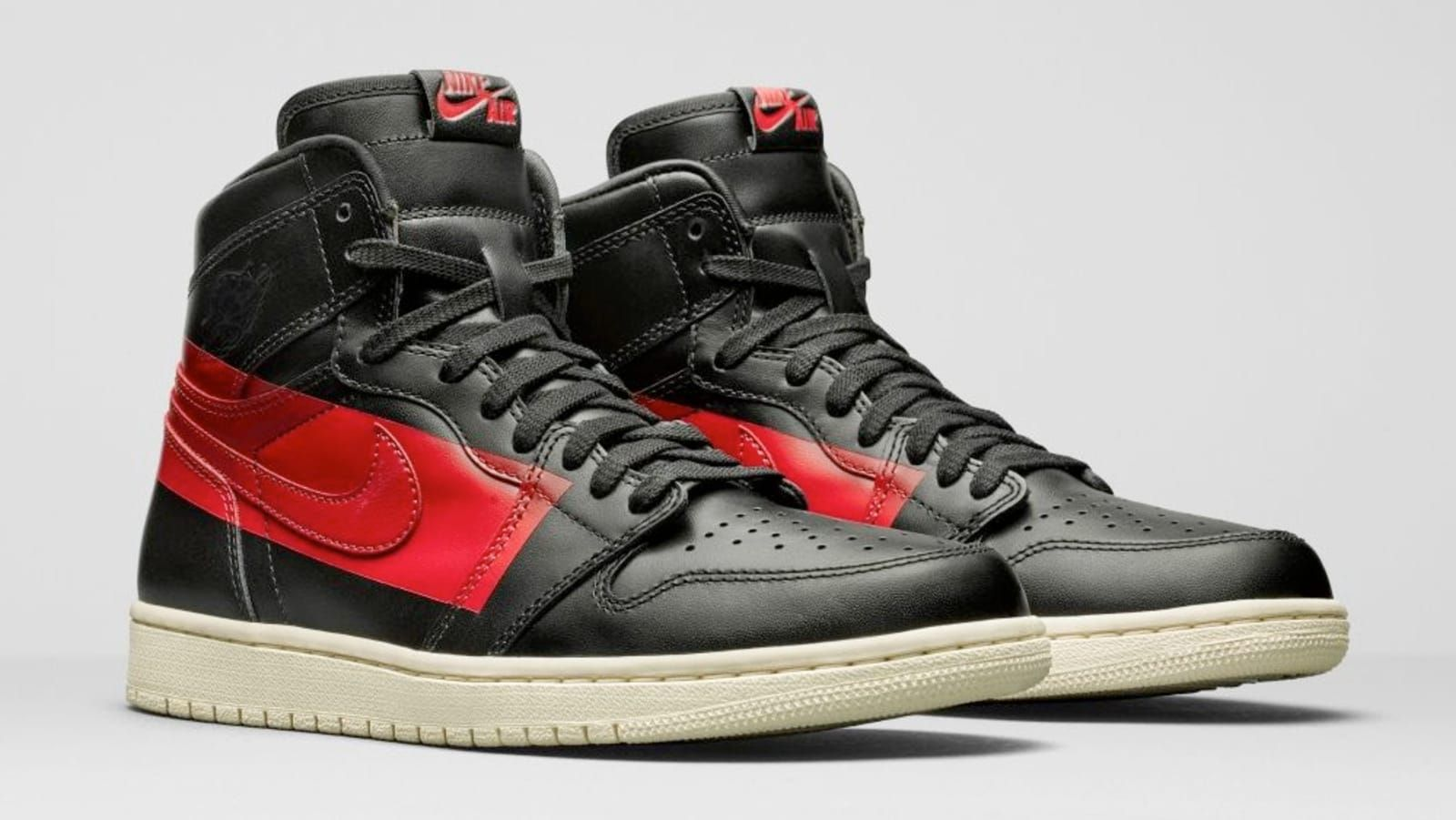 new concept de47f 376ee Air Jordan 1 High OG Defiant  Black Gym Red Muslin  Release Date   Sole  Collector